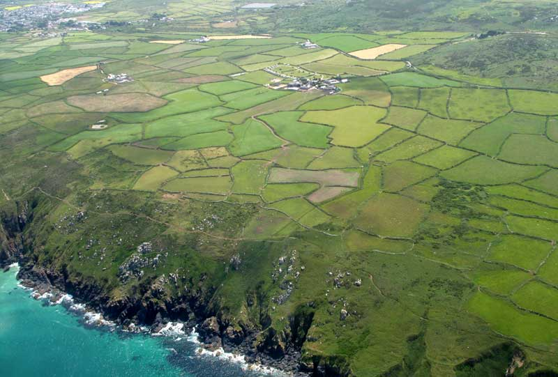 <br>Coastline near Zennor., Penwith Local History Group
