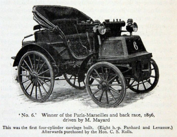 Panhard Levassor: A winner in 1896 but will it replace the West Penwith donkey shay?