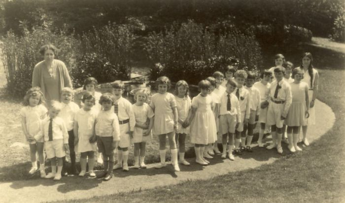 "Helston children enjoying their ""birthright"" in the mid 20th century. (with grateful thanks to www.helstonhistory.co.uk)"