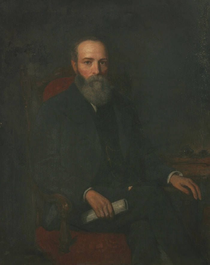 This portrait, held in Penlee House, is thought to be John Matthews though there is no information to support this claim nor any information as to date of artist.