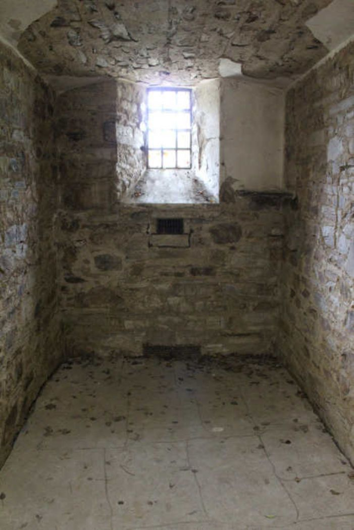 A new home for Lanyon and Stevens: a cell in Bodmin Gaol (courtesy of: https://fuguestock.deviantart.com/art/Jail-Cell-02-B-Gloomy-632968528)