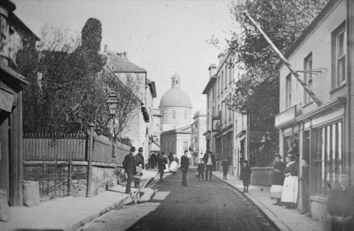 Alverton c1900 (photo by Gibson & Sons, courtesy of Morrab Library Photo Archive)