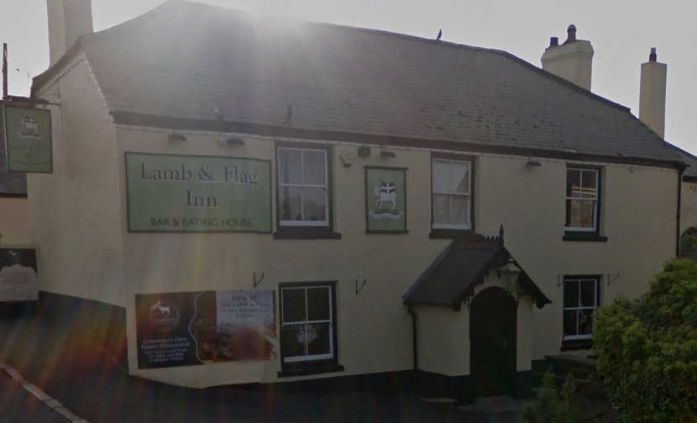 Lamb and Flag Inn, Canonstown