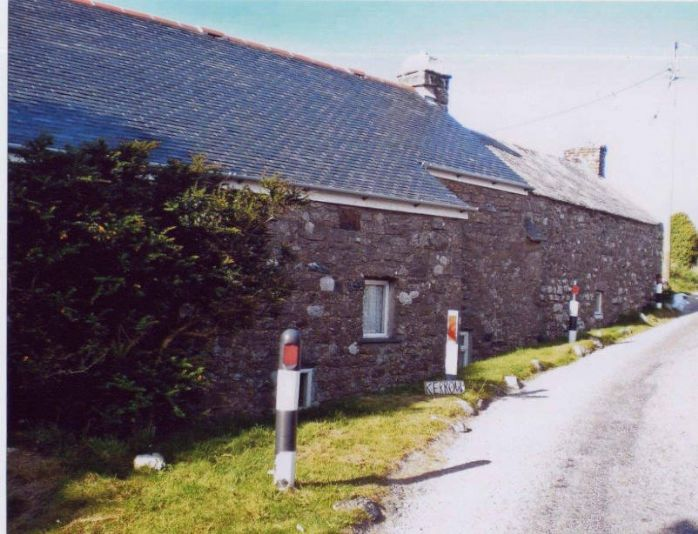 Kerrow farmhouse, Zennor. Picture - Jean Nankervis