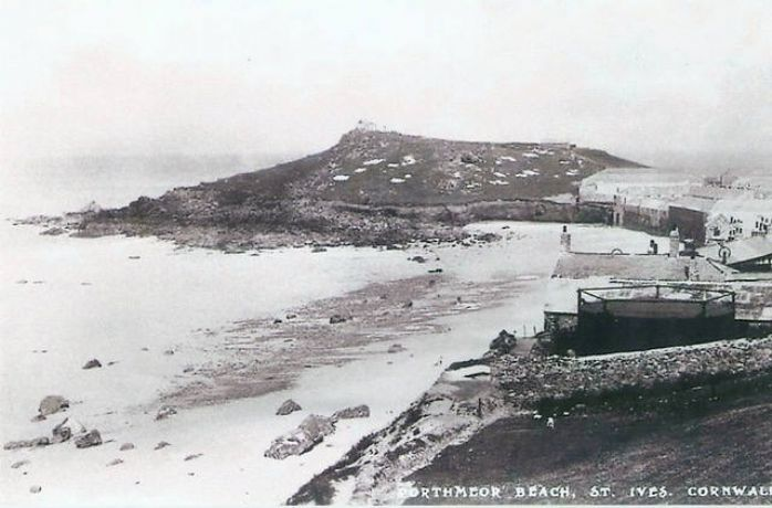 St Ives gas works prior to 1904, courtesy of St Ives Archive