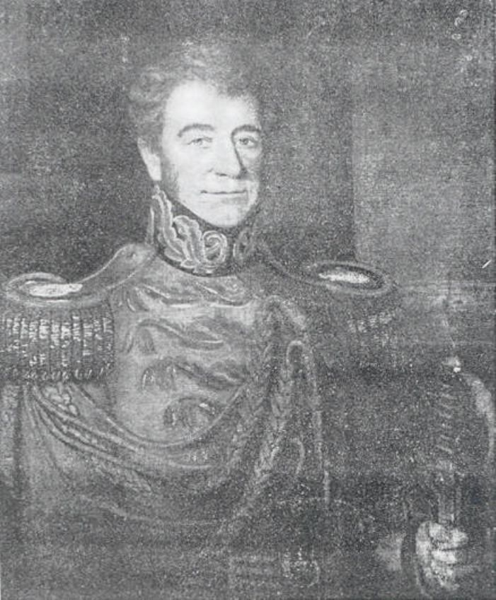 Sir Walter Tremenheere (from Michael Waters' article referenced below)