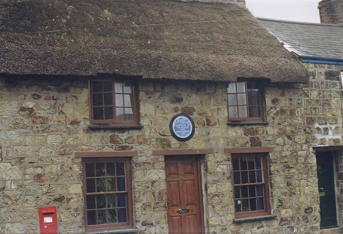 Birthplace of Bob Fitzsimmons in Helston (By 2micha - Own work, CC BY-SA 3.0, https://commons.wikimedia.org/w/index.php?curid=2243983) (