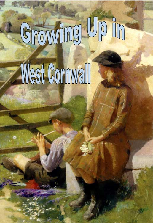 Growing Up in West Cornwall. A Publication by the Penwith Local History Group