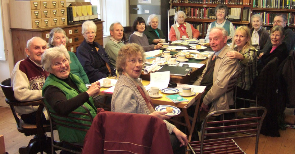 Penwith Local History Group, Penzance, Cornwall