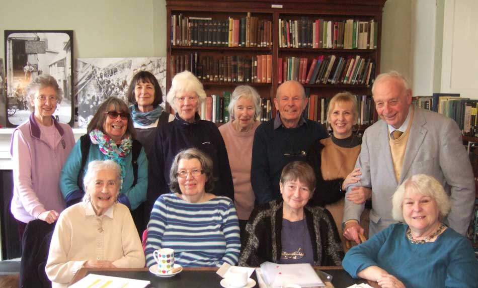 Penwith Local History Group, Newlyn, Cornwall